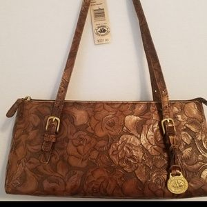 Brahmin Melanie Leather purse